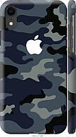 """Чехол на Apple iPhone XR Камуфляж 1 """"4897c-1560-40275"""""""