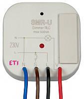 Диммер SMR-U (до 500W, активн., индуктивн.+емкостн.навантаження), ETI, 2470022