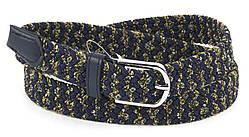 Міцний стильний чоловічий ремінь-гумка (104540)