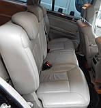 Салон Сидіння перший другий третій ряд з Mercedes GL6 X164 Мерседес, фото 2