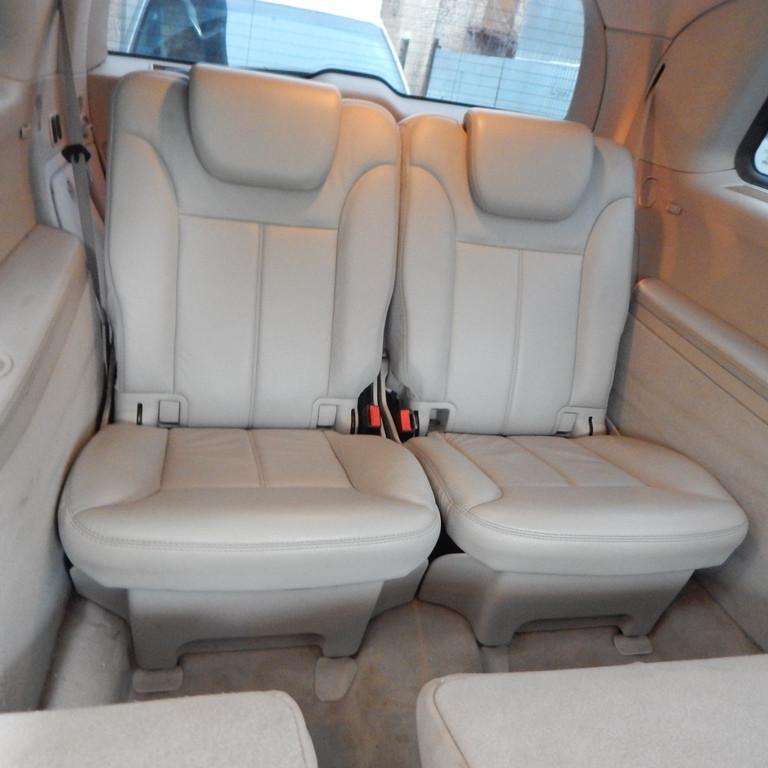 Салон Сидіння перший другий третій ряд з Mercedes GL6 X164 Мерседес