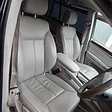Салон Сидіння перший другий третій ряд з Mercedes GL6 X164 Мерседес, фото 7