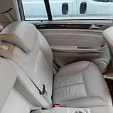 Салон Сидіння перший другий третій ряд з Mercedes GL6 X164 Мерседес, фото 8