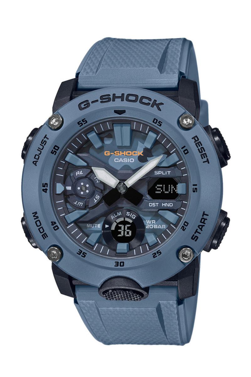 Часы  GA-2000SU-2AER