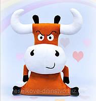 Символ года 2021 бык  Мягкая игрушка Бычок 36×30 см, фото 1