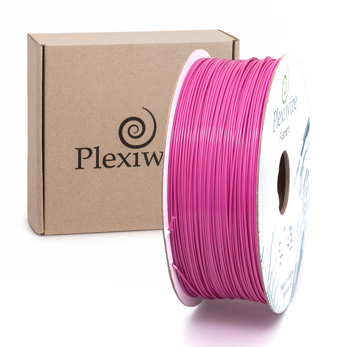 ABS пластик для 3D принтера 1.75 мм Рожевий (300 м / 0.75 кг)
