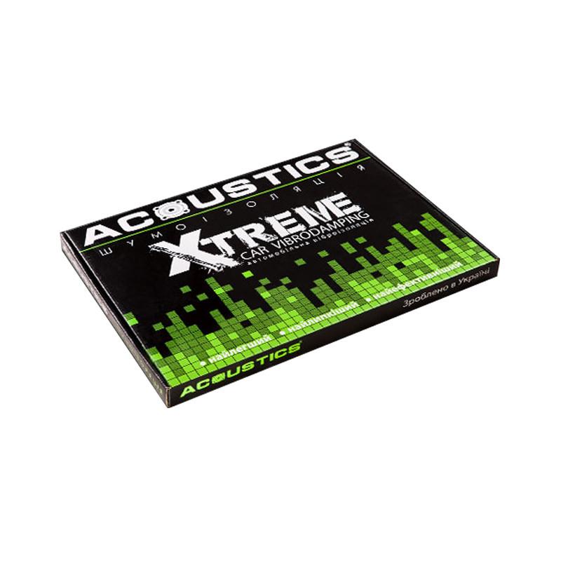 Виброизоляция для автотюнинга Acoustics Xtreme