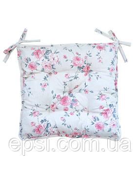 Подушка на стул 40х40 Прованс Bella Розы