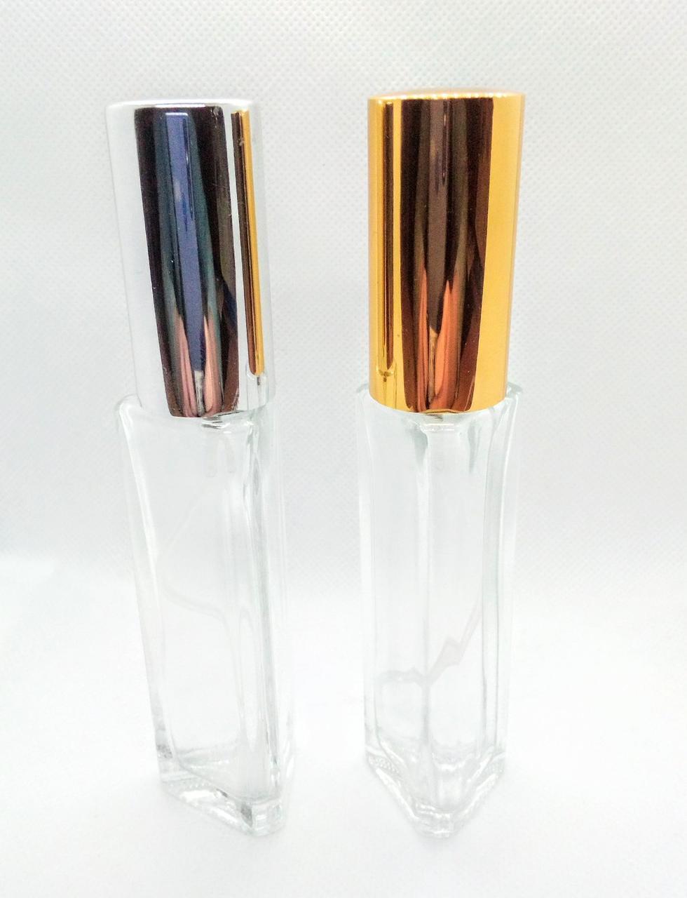 Флакон 20 мл скляний для парфумів зі спреєм Тауер