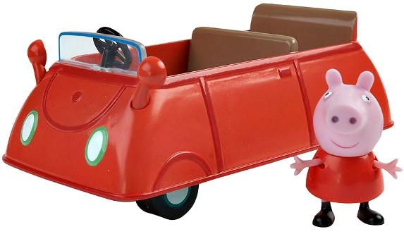 Игровой набор Peppa - Машина Пеппы (19068)