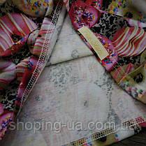 Детская водолазка - гольф розовые пончики Five Stars KD0400-128р, фото 3