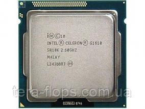 Процессор Intel Celeron G1610 LGA 1155 (BX80637G1610) Б/У
