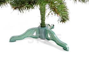 Елка искуственная Казка ПВХ 1.3м (130см) Штучна ялинка Ялынка штучка Елка пвх зелена, фото 3