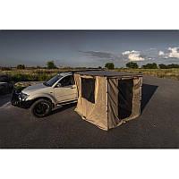Автомобильный боковой тент и комната из влагостойкой ткани 2х2,5м - комплект