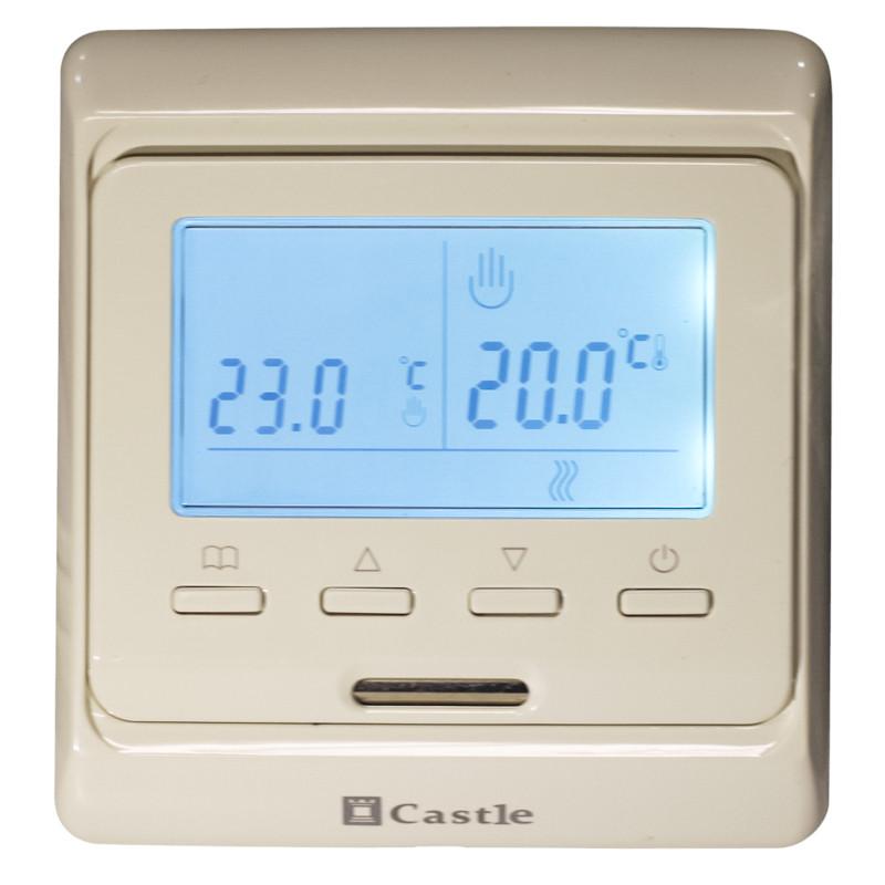 Програмований Терморегулятор Castle M 6.716