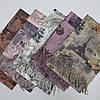 Кашемировый теплый шарф палантин  Cashmere 143003, фото 4
