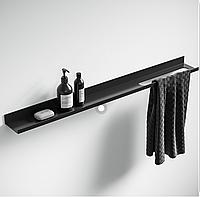 Полка для ванной в стиле лофт