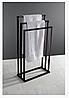 Вешалка для полотенец в стиле Loft