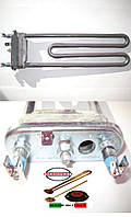 Тэн для стиральной машины 1950 вт 230 мм Whirlpool, Zanussi, Elektrolux.