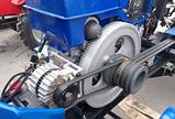Мототрактор DW-180 RXL BLUE, фото 8