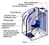 Сауна портативна інфрачервона Akupres SIA-04L, фото 2