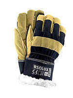 Перчатки рабочие теплые замшевые RSOLUX (Reis)