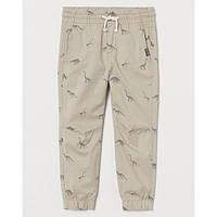 Дитячі штани джогери H&M на зріст 134 см (на 8-9 років)