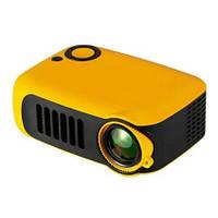 Міні проектор A2000 320х240 Orange