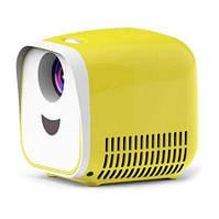Міні проектор L1 320х240 Yellow