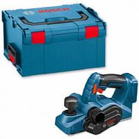 Аккумуляторный рубанок Bosch Professional GHO 18 V-LI (Без АКБ и ЗУ)(06015A0300)
