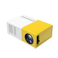 Міні проектор J9 320х240 Yellow