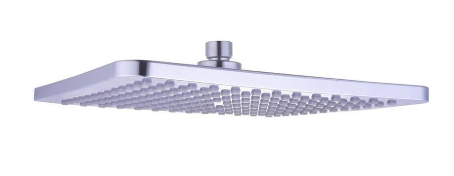 Лійка душова ТРОПІК Globus Lux SQ-0200, фото 2