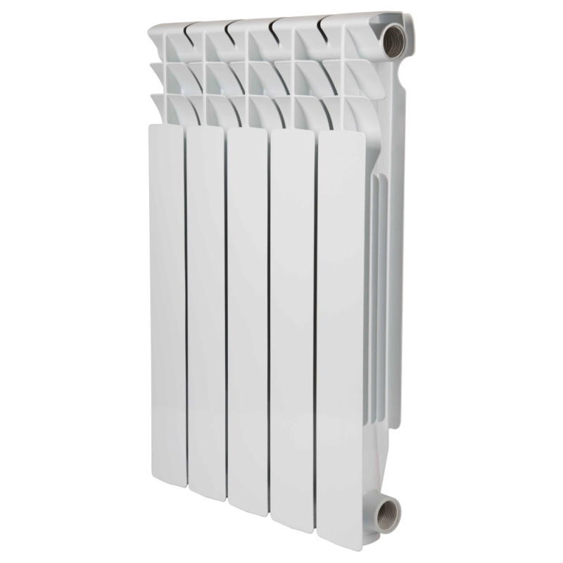 Радіатор алюмінієвий Ecoline 500х76