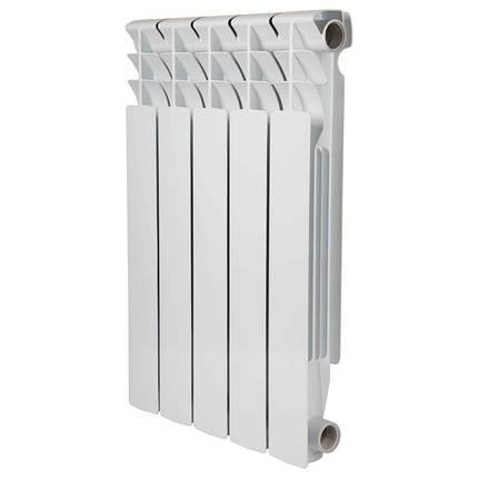 Радіатор алюмінієвий Ecoline 500х76, фото 2