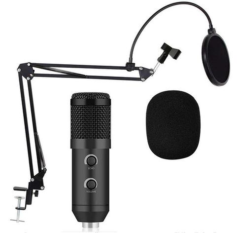 Конденсаторный микрофон студийный M-800U PRO-MIC, фото 2