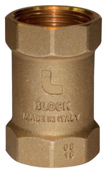 """Клапан зворотного ходу води ITAP 101 BLOCK 1"""""""