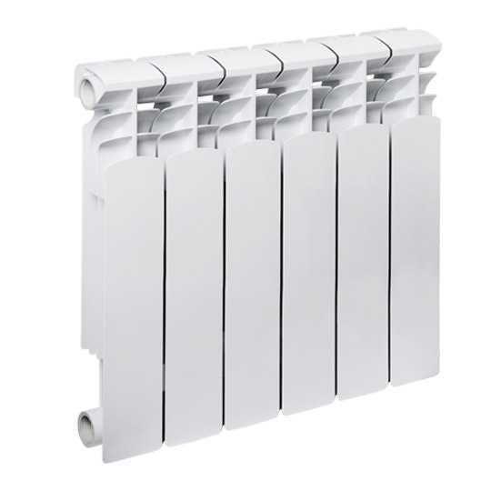 Секція алюмінієвого радіатора Crystal 350/80 мм