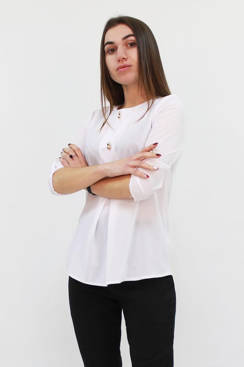 Стильная женская блузка Levis, белый