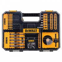 Набор инструментальный 102 предмета DeWALT DT71583