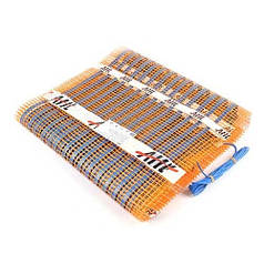 Нагрівальний мат 1 м2 (1,0*1,0 м - 148 Вт)