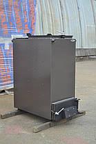 Шахтний котел Холмова ЛЮКС - 18 кВт. Тривалого горіння!, фото 3