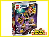 Конструктор LEGO Super Heroes Танос: транформер для дітей від 6 років