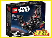 Конструктор LEGO Star Wars Шаттл Кайло Рена для дітей від 6 років
