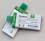 Одноразовий реєстратор температури Fresh Tag 1 (-30 ...+ 70 С; ±0.5 С) 30 днів. IP67. PDF, фото 2