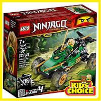 Конструктор LEGO Ninjago Рейдер джунглів для дітей від 7 років