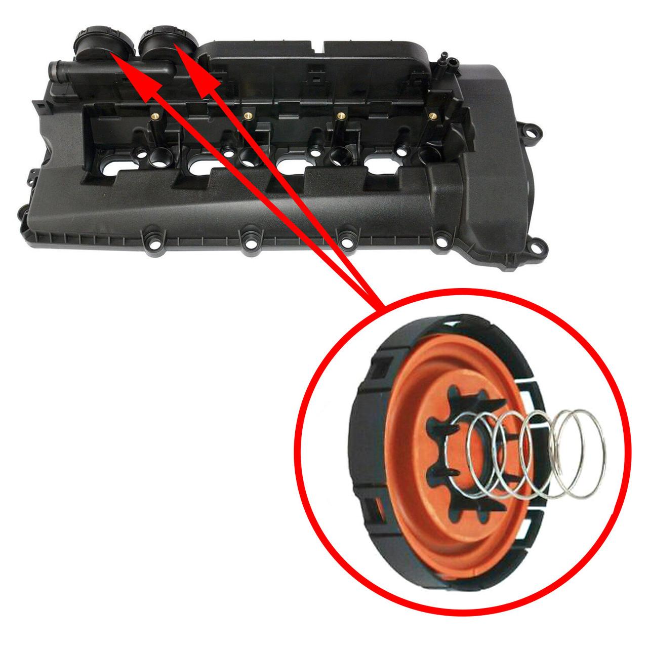 Мембрана клапанной крышки Land Rover & Jaguar 5.0L 3.0L LR010780