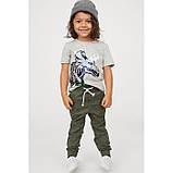 Дитячі штани джогери H&M на зріст 134 см (на 8-9 років), фото 2