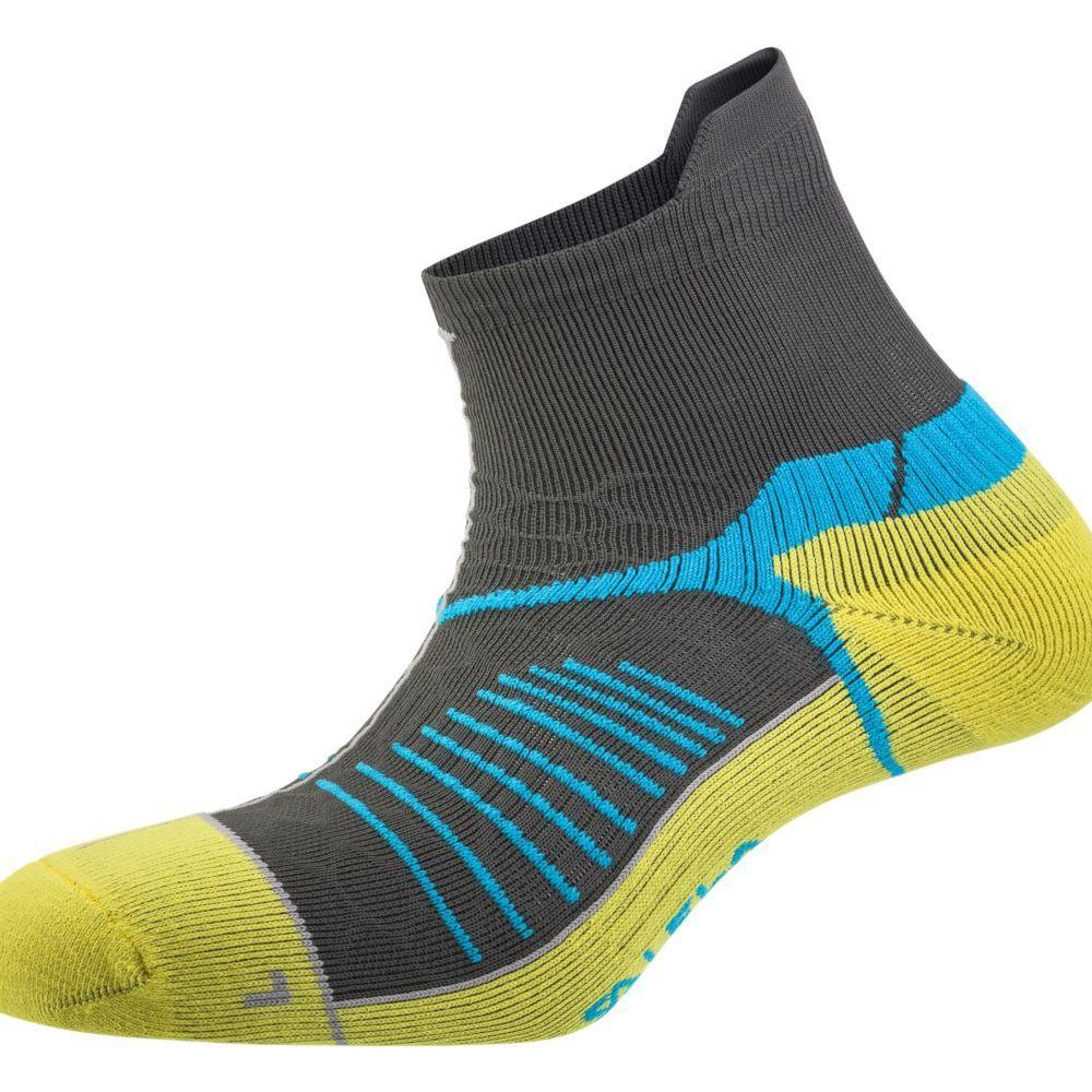 Шкарпетки Salewa ULTRA TRAINER SK 38-40 Yellow-Grey