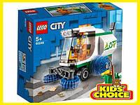 Конструктор LEGO City Машина для очистки вулиць для дітей від 5 років