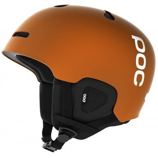 Шолом гірськолижний POC Auric Cut XL/XXL 59 - 62 Timonium Orange